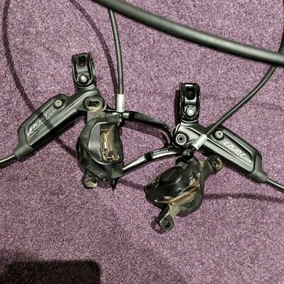 SRAM Level TLM Front + Rear Hydraulic Disk Brakes With Left + Right Levers • 10.50£