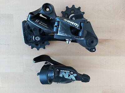 SRAM NX 11 Speed Shifter & Mech - Long Cage • 30£