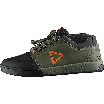 Leatt DBX 3.0 Flat Pedal Shoes SIZE - UK 11.5 FOREST ] • 21£
