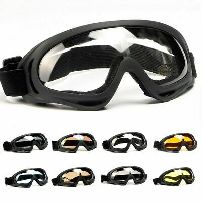 MTB Bicycle Cycling Goggles Sport BMX Bike Riding Racing Driving Eyewear Glasses • 6.25£