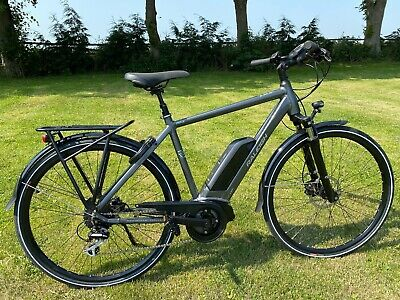 Raleigh Motus Electric Bike E-bike 2020 (Bosch Active Line Motor) • 1,495£