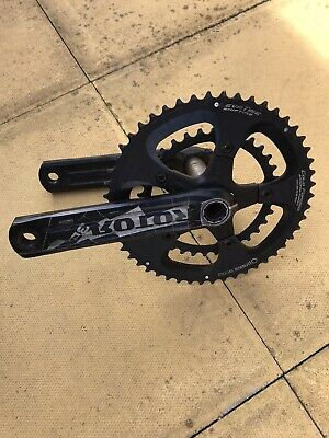 Rotor 3D24 Compact Chainset 170mm 50/34 • 120£