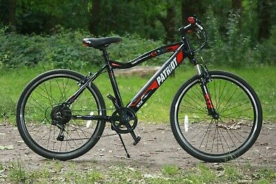 EBike Electric Mountain Bike 26  Puncture Proof Tyres Black • 719.99£