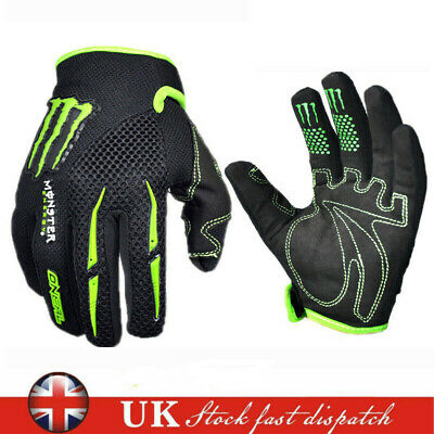Breathable Bicycle Riding Road Mountain Bike Cycling Air Gloves BMX MTB VV • 10.39£