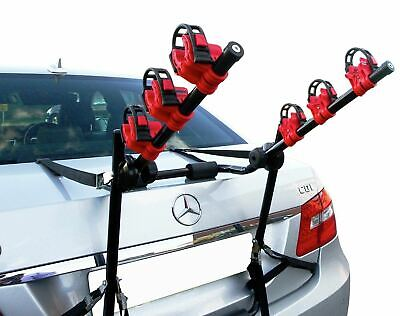 3 Cycle Carrier Rear Tailgate Boot Bike Rack Fits Vauxhall Insignia • 59.99£
