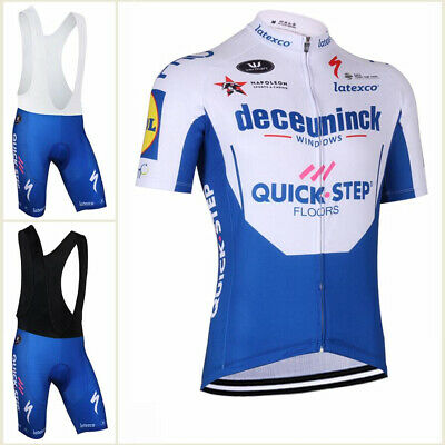 NBicycle Team Cycling Clothing Gel Padded Outdoor Sports Suit Road Bike Sets2020 • 27.66£