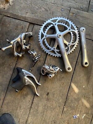 Campagnolo Chorus 8 Speed Groupset • 225£