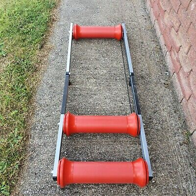 Elite Parabolic Cycling Rollers - Indoor Outdoor Training - No Reserve Price  • 9.99£