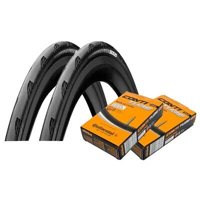 Continental GP5000 Bundle - 2 25mm Tyres With 2 Inner Tubes • 12.19£