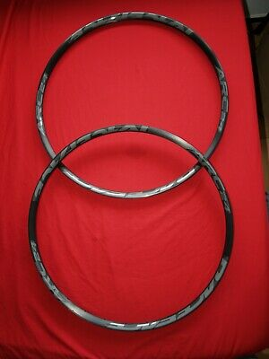 2X RaceFace ARC24 28H Tubeless Rims 29  29er Trail Enduro XC  NEW SRP £170 Pair • 100£