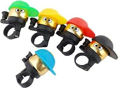 1x Kids Bike Cycling Bell Mini Bell Small Boy Ring Bell Bicycle Cup  H 3QKIL • 2.85£