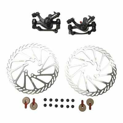 Clarks CMD-21 Lightweight MTB/Hybrid Mechanical Disc Brake Set For Bicycles • 14.99£