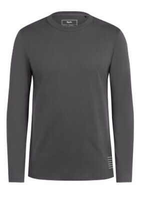 Rapha Mechanics Long Sleeve T-Shirt -  Carbon Grey - Medium - BNWT • 49.90£