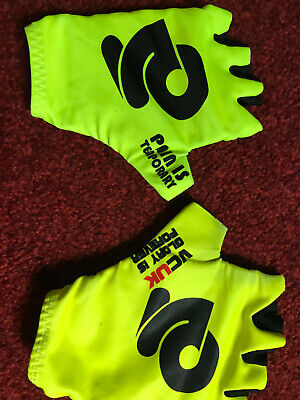 Cycling Lycra Padded Mitts Brand New Bargain Medium Size  • 2.99£