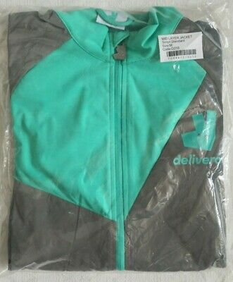 Deliveroo Mid Layer Jacket Size:M • 6£