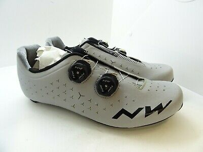 Northwave Revolution 2 Road Shoes Size - EU 42 SILVER REFLECTIVE > • 46£
