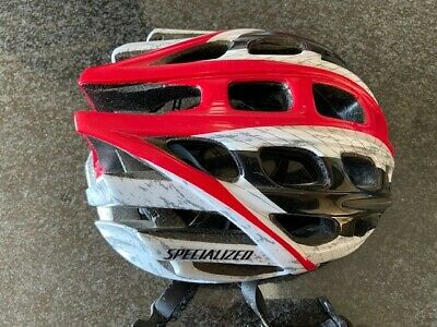 Specialized Propero Cycling Road Vented Helmet, Red, Grey And Black Large 57-63  • 18£
