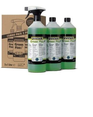 Pedros Green Fizz Bundle 3 Bottles  X 1 LITRE GREEN - • 9.50£