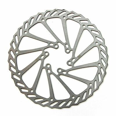 Clarks MTB Hybrid Bike Disc Brake Rotor - Steel 160mm/180mm CL-SILVER • 5.99£