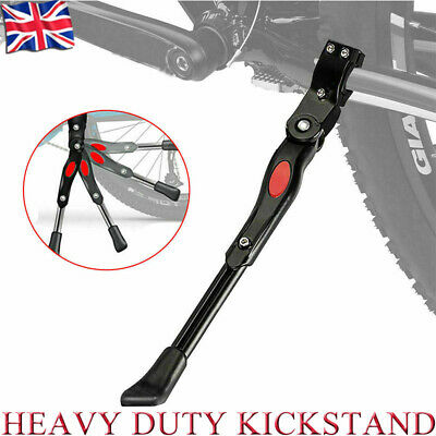 HEAVY DUTY Bike Kickstand Bicycle Side Rear Prop Kick Stand Parking Support UK • 6.99£