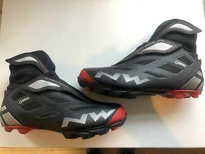 Northwave Celsius 2 GTX Gore-Tex Shoes Winter Cycling Boots Size 43 • 72£