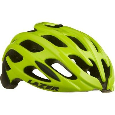 NEW LAZER BLADE+ CYCLE HELMET - SIZE: SMALL (S) 52 - 56cm - FLASH YELLOW • 47.50£
