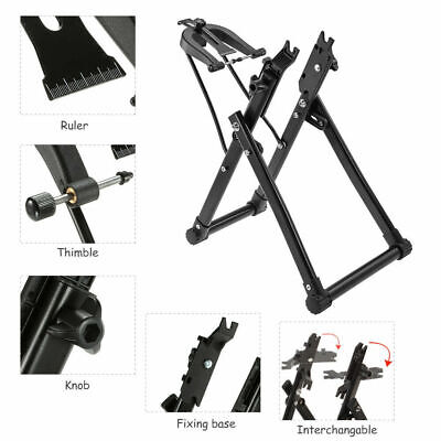 24  26  28  MTB Wheel Truing Stand Bike Wheel Truing Stand Bicycle Wheel Stand • 18.29£