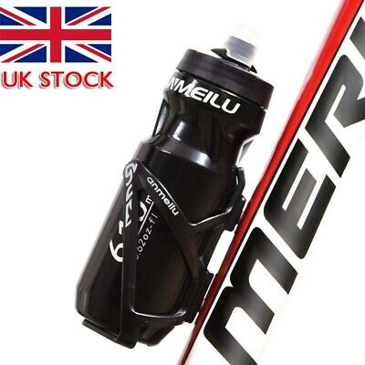 750ML Bike Drink Rack Bicycle Bottle Holder Mountain Bike Water Bottle Cage UK • 6.54£