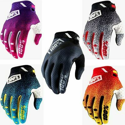 100% Ridefit Cold Weather Youth Kids Gloves MTB Mountain Bike BMX MX Winter New • 7.40£