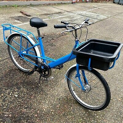 Pashley Pronto Carrier Cargo Bicycle • 165£