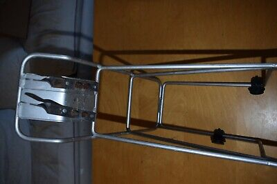 Rear Cycle Pannier Rack . Alloy Unbranded • 7£