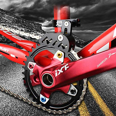 Bike Chain Guide MTB Bike Protector Road Bicycle Mountain Cycle Chain Guide With • 33.88£