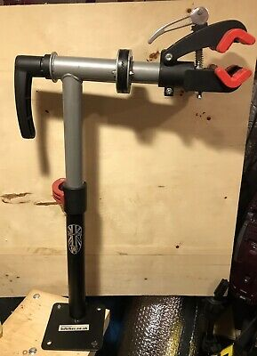 BD Bikes. Bench Mounted Bicycle Repair Stand. • 24£