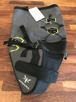 Apidura Expedition Saddle Pack - 9l - Unused/tagged - Rrp £118 • 86.29£