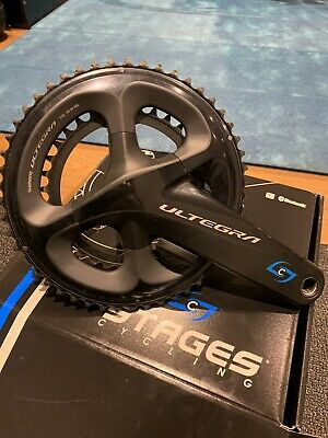 Stages Power Meter Ultegra R8000 G3, Right - Chainring 170mm 50/34 • 123£