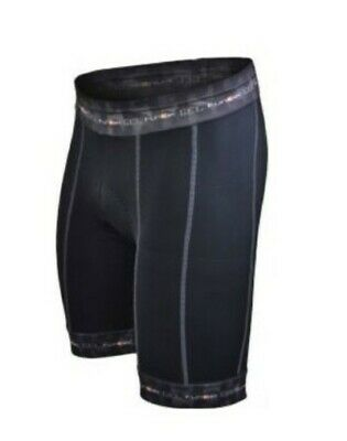 FUNKIER Cycle Shorts Small S-255-D8 Gents 14 Panel Gel • 34.99£