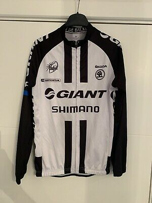 GIANT Bike Team Cycling Jersey & Tights Size M • 0.99£