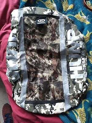Hump Rucksack Cover - Camo / Reflective - Commuter • 10£