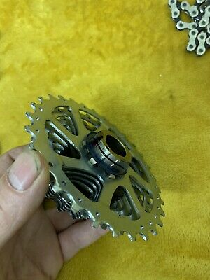 Campagnolo Centaur 10 Speed Cassette With Freewheel  • 40£