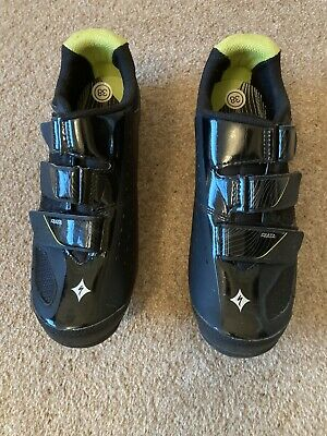 Specialized Cycling Shoes 'Riata' Body Geometry Size 38 Euro Or Size 5 UK • 20£