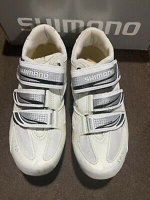 Pair Of Shimano SPD SL WR-31 Racing Bike Shoes Womans Size 39/UK6 • 35£