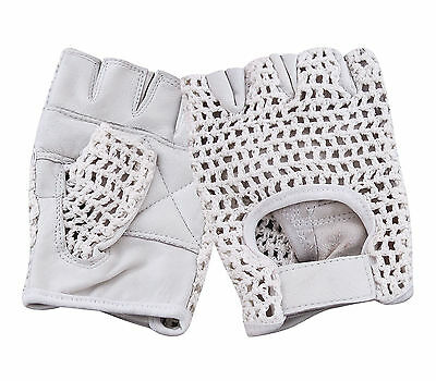 Cycling Gloves Racing Motorcycle Bicycle Gloves Bike Riding Fingerless Mitts  • 3.99£