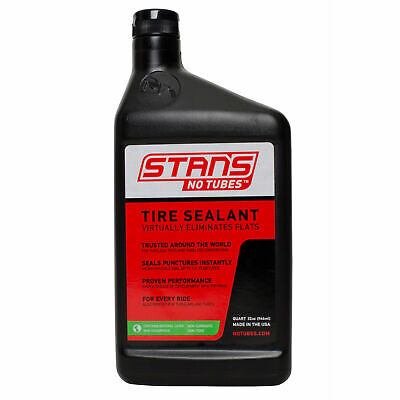 Stans NoTubes The Solution Road Bike/Cycle/Cycling Tyre Puncture Sealant- Quart • 23.40£