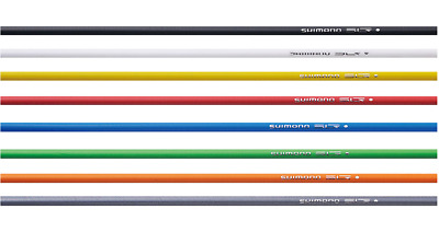 Shimano SLR Brake Outer Cable - Casing, Housing - 2m 2000mm - Choose Colour • 6.95£