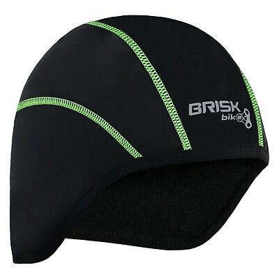 Cycling Skull Cap Winter Under Helmet Cycle Windstopper Thermal One Size • 5.99£