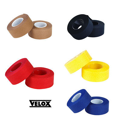 Velox Tressostar Cotton Bar Tape (Pair) • 6.99£