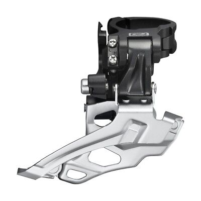 Shimano FD-M616 Front Derailleur, 34.9 Down Swing, High Clamp, 2 X 10 Speed • 12.99£