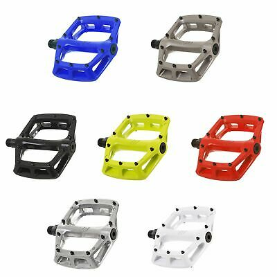 DMR V8 V2 Aluminium Flat Platform Cycling / Bike / Bicycle Pedals • 29.99£