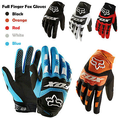 Cycling Gloves Motorbike Motocross MTB Dirtpaw Full Finger Bike Racing Enduro UK • 10.99£