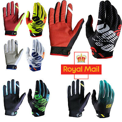 New Cycling Gloves Touchscreen BMX MTB Full Finger Dirtpaw Bike Riding Glove UK  • 10.99£